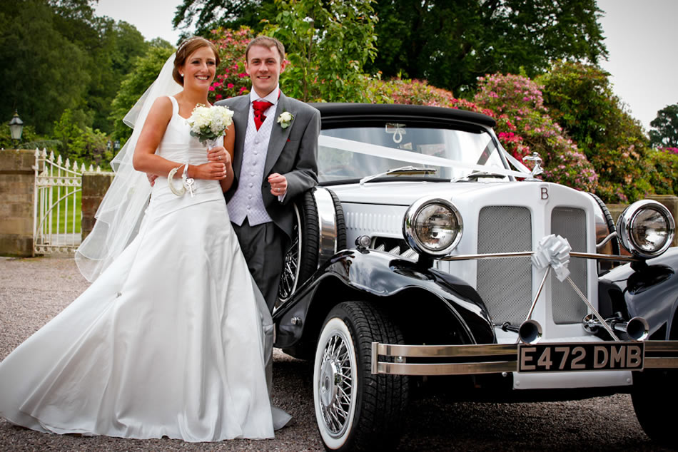 Beauford Classic Wedding Car Hire - Gardenia Wedding Car Hire in ...